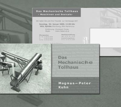 Flyer GraphikundGestaltung Christoph Fincke Würzburg