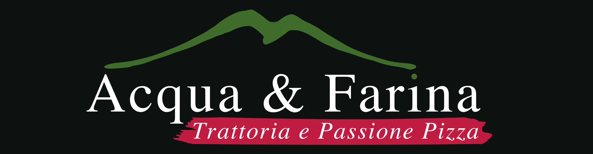 GraphikundGestaltung Grafik und Gestaltung Christoph Fincke Kunden: Pizzeria Aqua e Farina