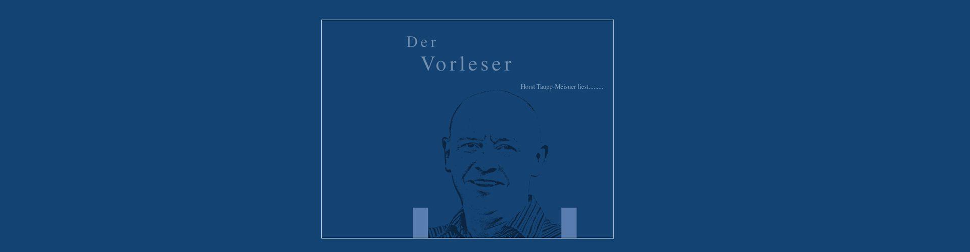 GraphikundGestaltung Grafik und Gestaltung Christoph Fincke Kunden:  Der Vorleser