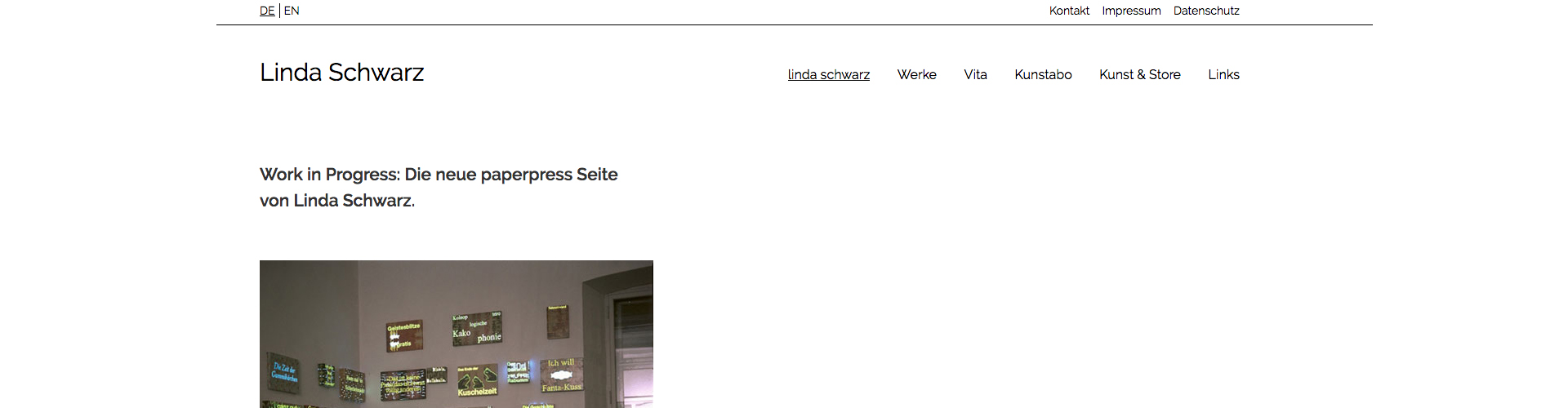 GraphikundGestaltung Grafik und Gestaltung Christoph Fincke Kunden: paperpress - Linda Schwarz